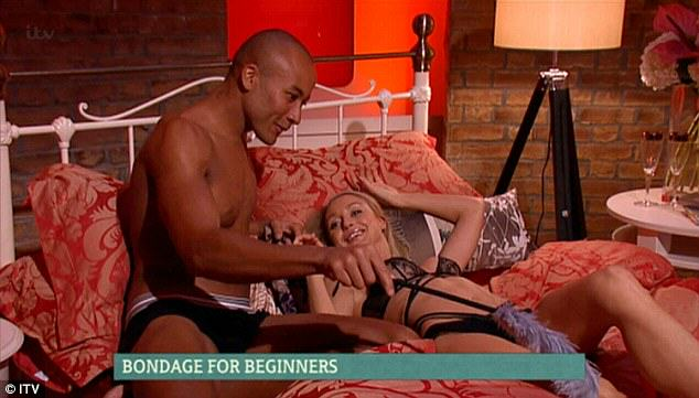 254C7DCF00000578 0 image a 1 1422966326906 Outrage As This Morning Tests Sex Toys Live On Air