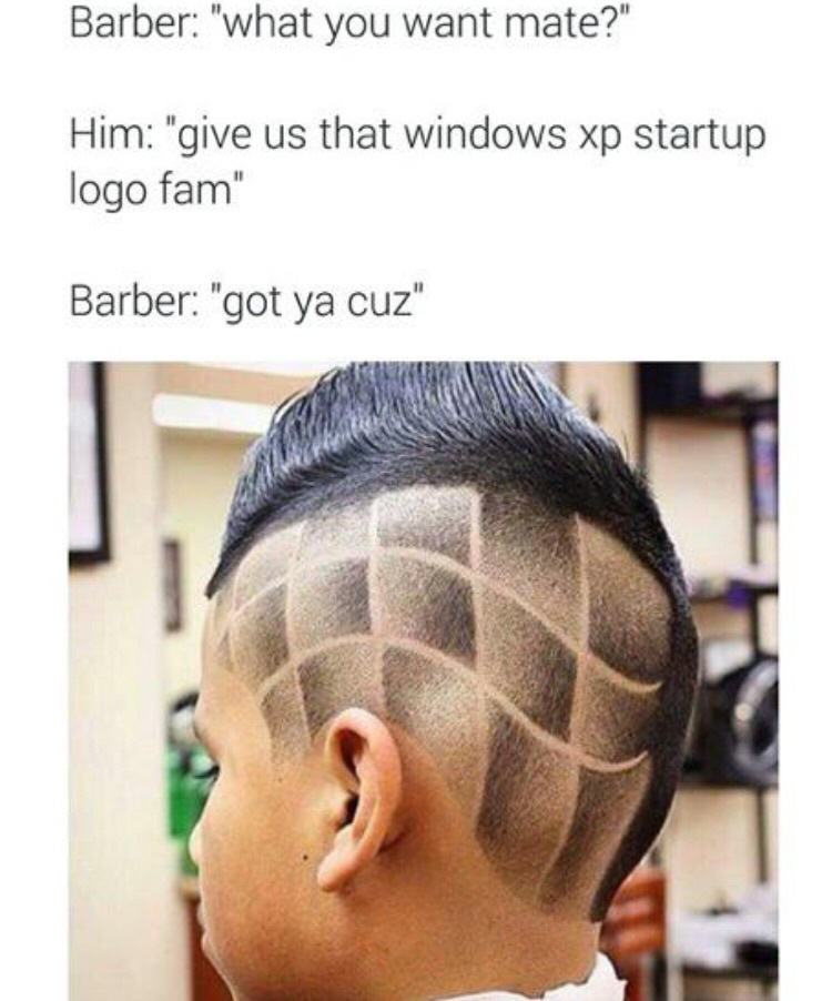 54IhdIr Like To Laugh At Terrible Haircuts? We Got You, Fam