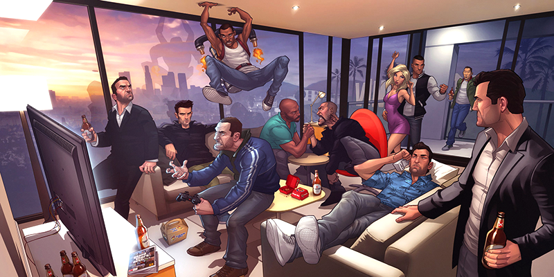 GTA 6 Rockstar Confirms Grand Theft Auto 6 Is In The Works