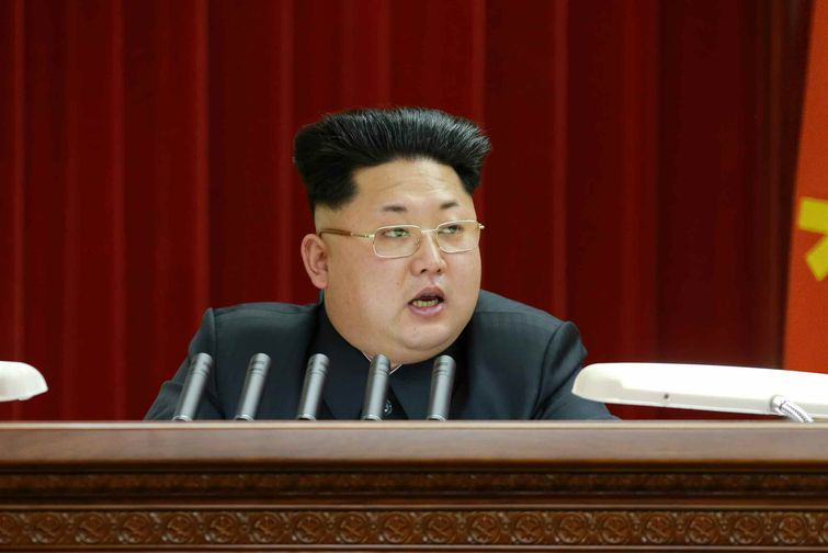 Kim Jong Un Haircut.0.0 Kim Jong Un Is Looking Fresh With His New Haircut