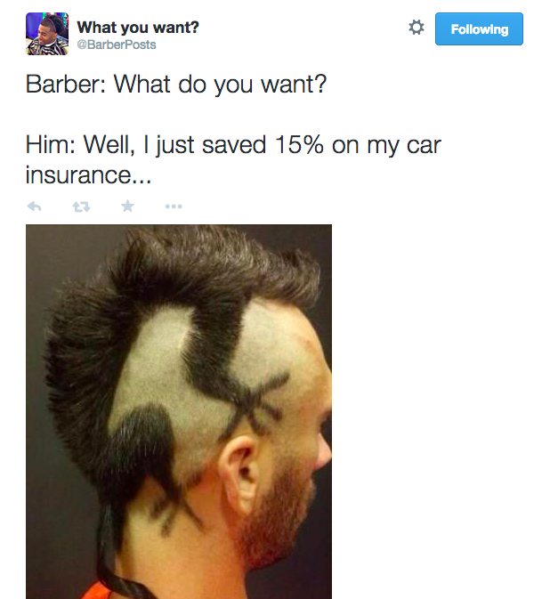 afKeUHR Like To Laugh At Terrible Haircuts? We Got You, Fam