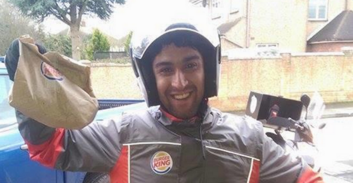 Burger King Trialing Delivery Service In Parts Of The UK bk tn