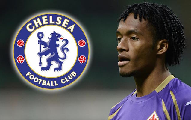 cuadrado chelsea Chelsea Player Hires Playboy Model To Help Him Learn English