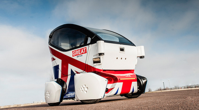 driverless Driverless Cars Are Now Being Tested In UK Cities