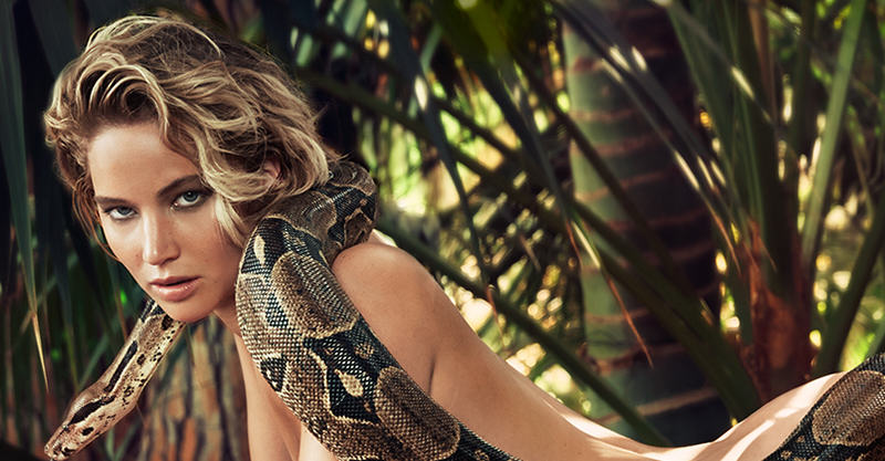 fbthumb copy Jennifer Lawrence Goes Nude Again, This Time With A Snake