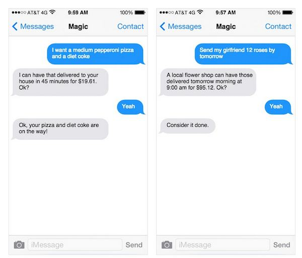 magic2 This Text Service Will Literally Get Anything Delivered To You