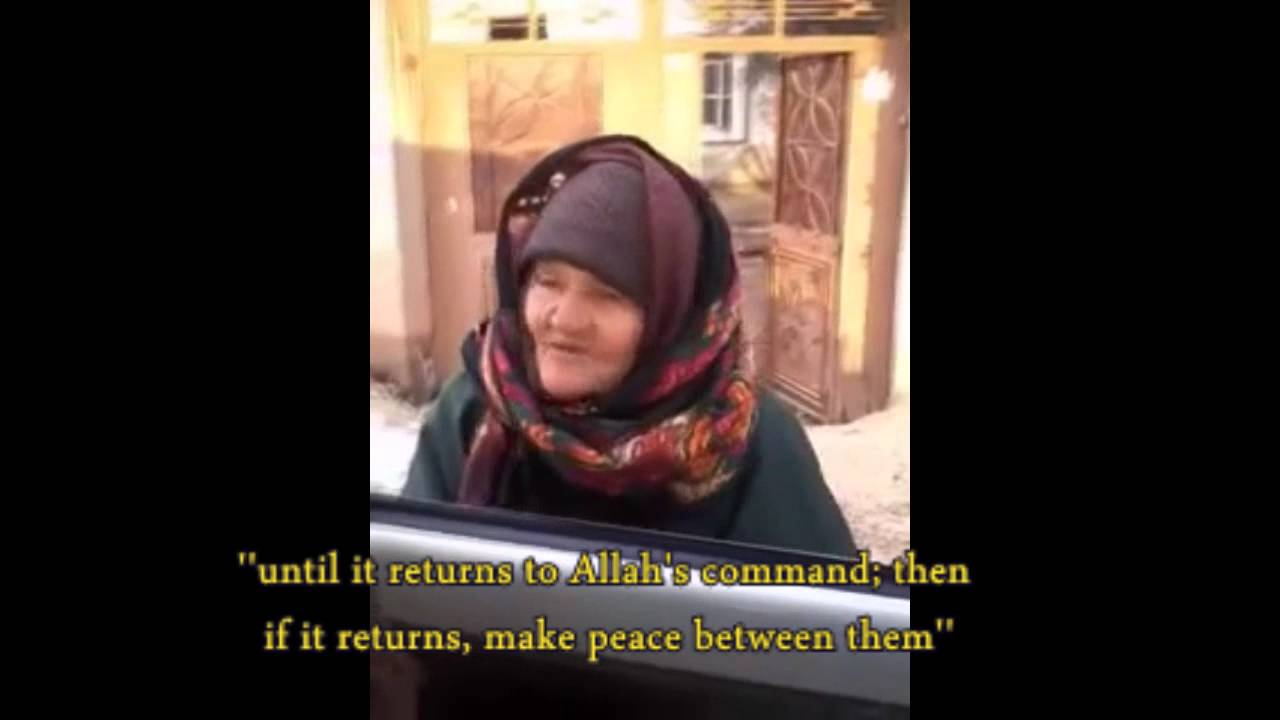 maxresdefault 1 Old Lady Stands Up To ISIS, Speaks Absolute Sense