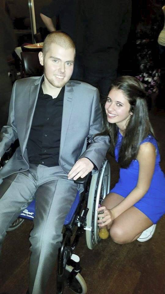 wheelchair Teenager With Days To Live Has Prom Brought Forward So He Can Go