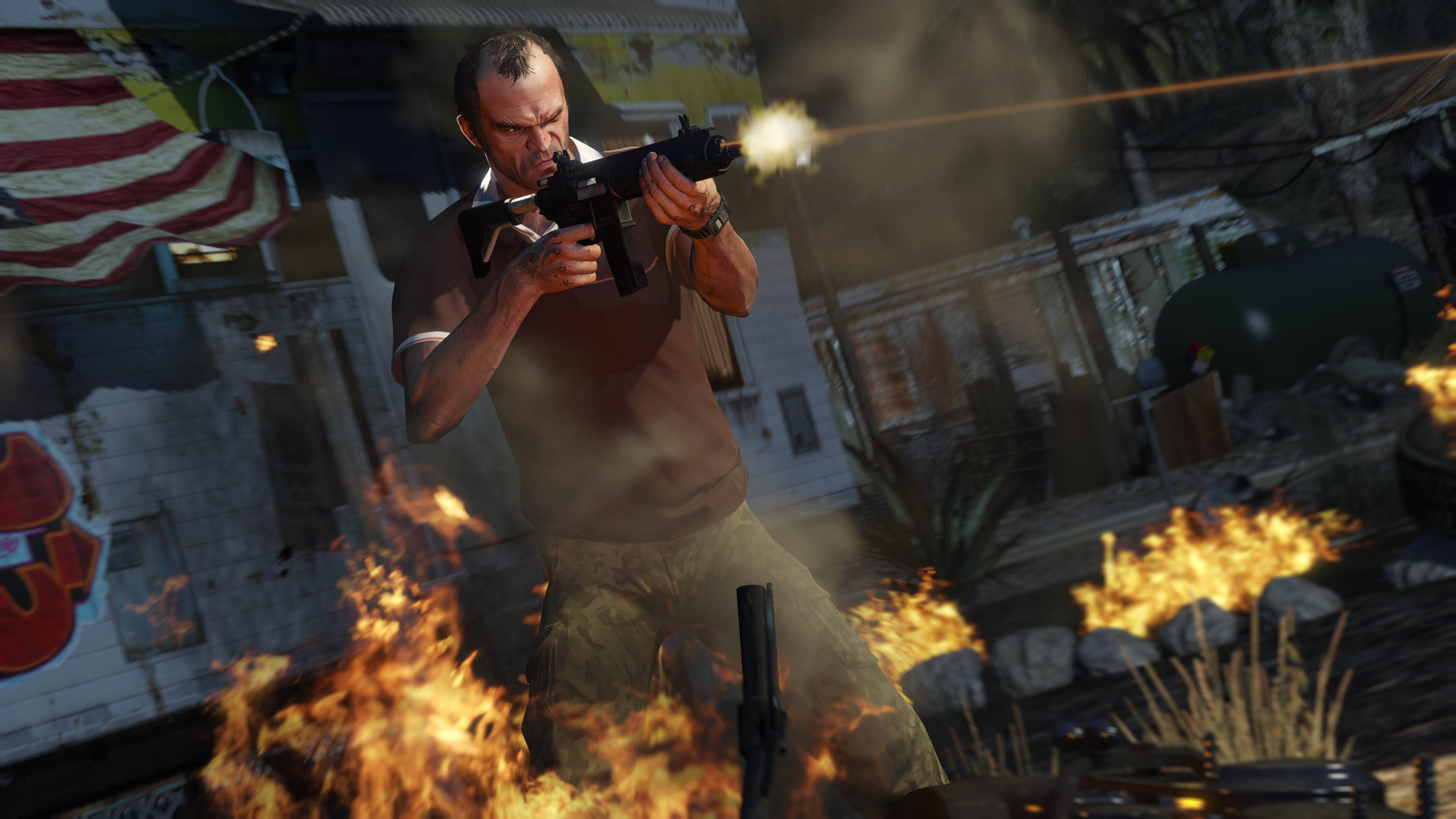 2836623 gtav pc 4k.11 Rockstar Release Much Anticipated Grand Theft Auto V PC Screenshots