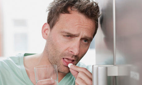 A man with a hangover 007 Hangovers Could Soon Be A Thing Of The Past With These Two Miracle Cures