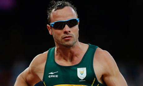 Conservative Councillor Dresses Up As A Bloody Oscar Pistorius In Build Up To Election Oscar Pistorius 008