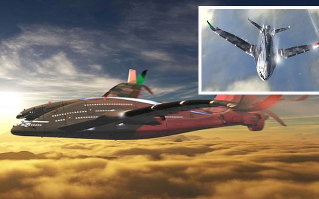 Plans For Triple Decker Plane Revealed PlaneWebsiteThumb 640x400