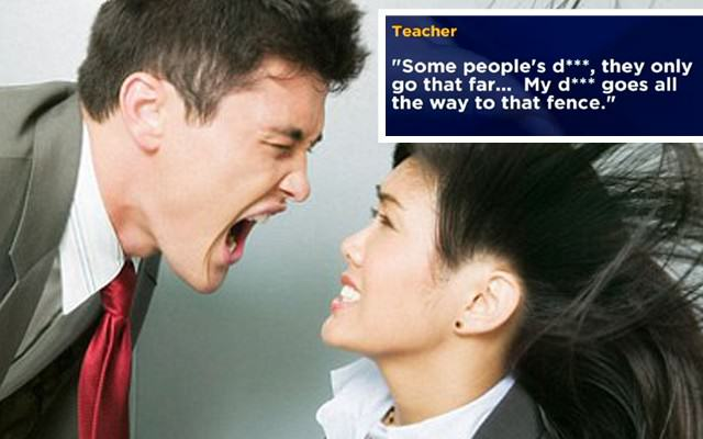 TeacherWebsiteThumb 640x400 12 Year Old Records Teacher Saying 'My D*ck Goes All The Way To The Fence'
