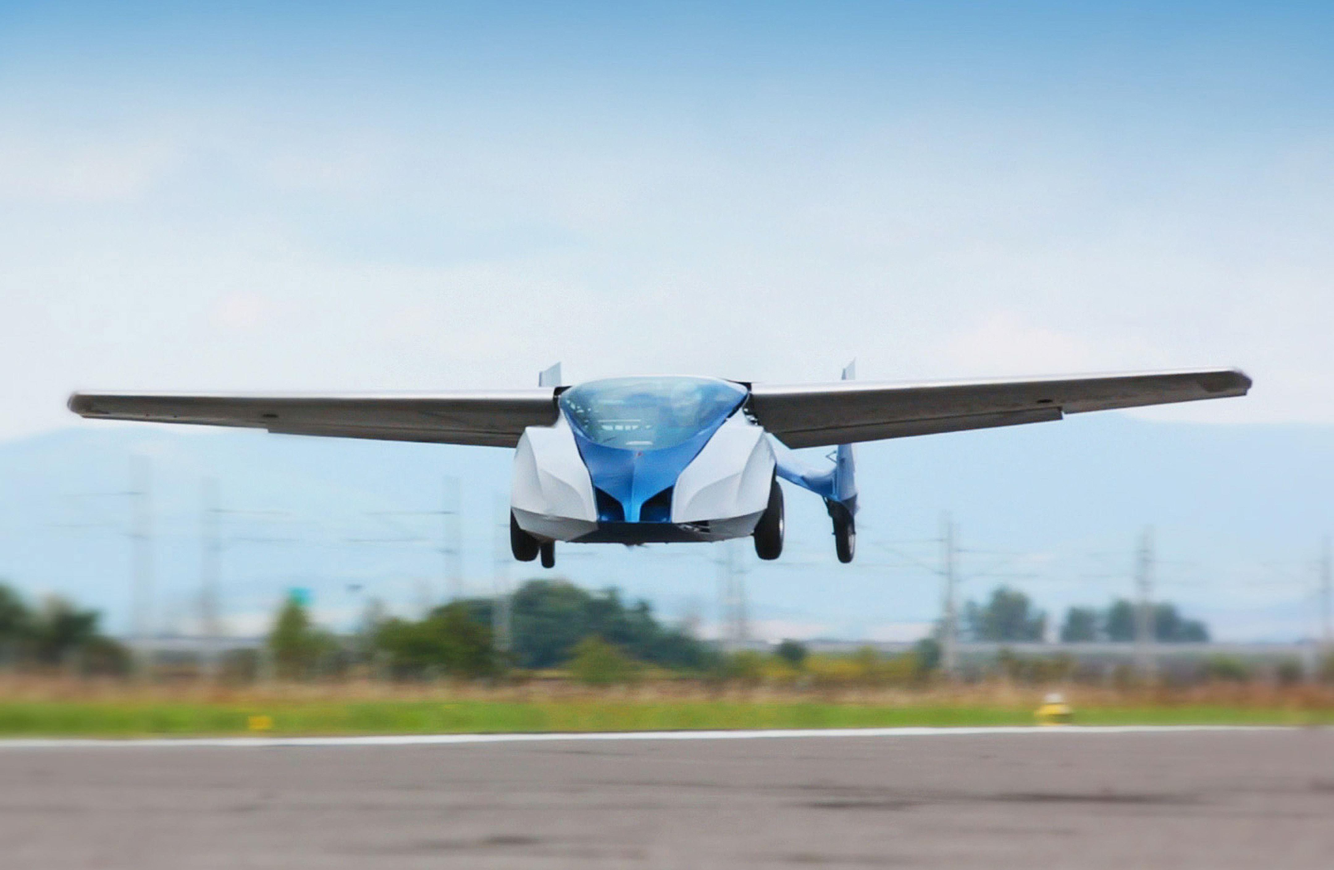 Check Out The First Flying Car, Which Could Be Here By 2017 ad150182034mandatory credit e1414657863270