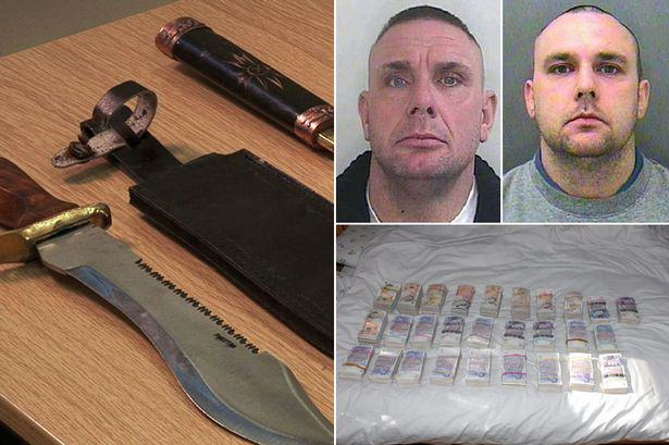 criminals1 Crime Family Set To Lose £2 Million In Illegally Obtained Cash