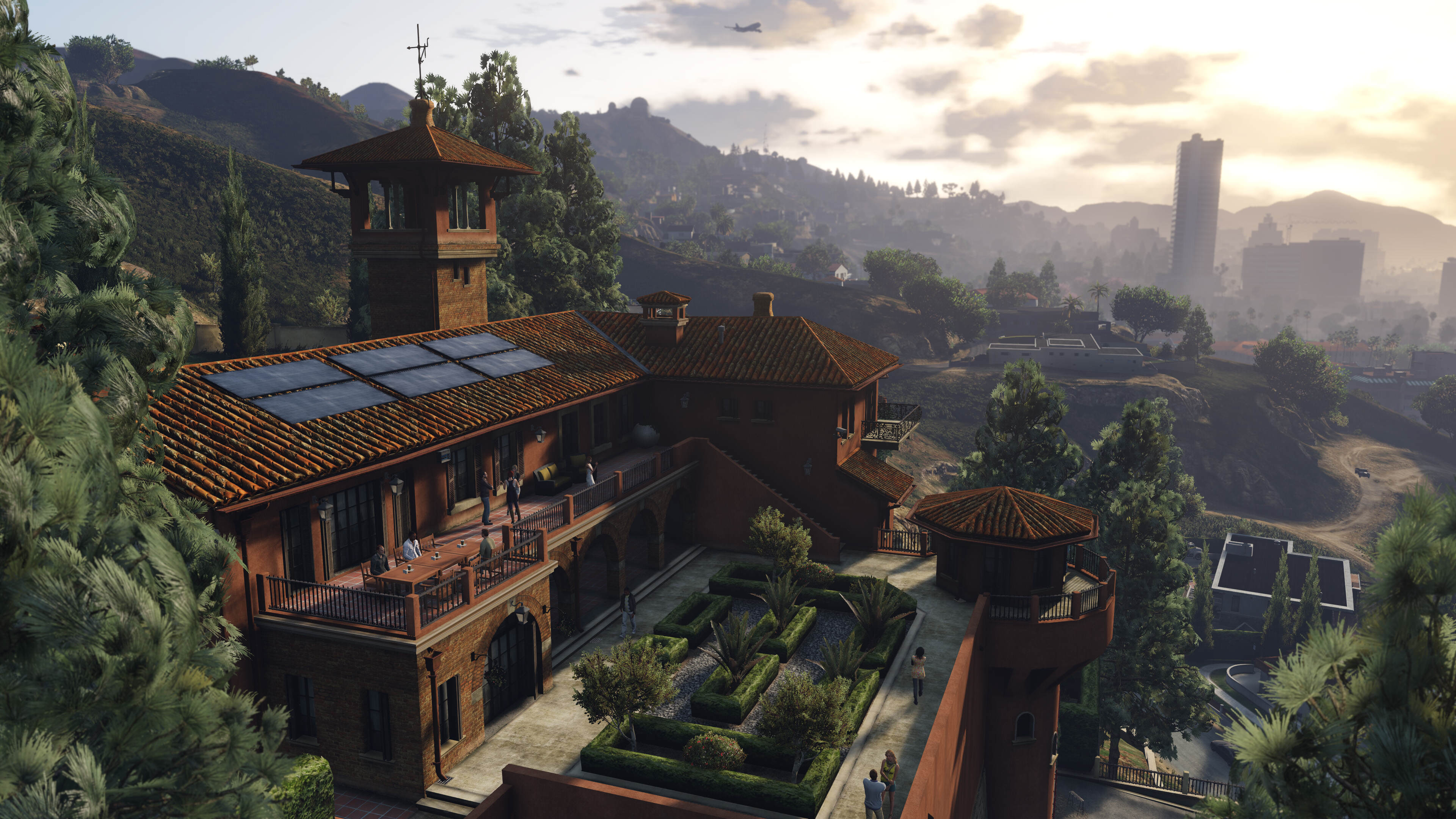 grand theft auto 5s latest pc screenshots sure are a looker 142748209909 Rockstar Release Much Anticipated Grand Theft Auto V PC Screenshots