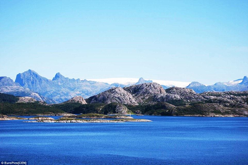 This Norwegian Home On A Private Island Could Be Yours For Just 5p house 4