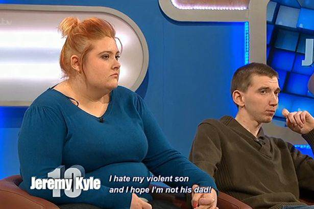 jezza2 Dad Claims He Would Drive Over Dying Son On The Street In Latest Jeremy Kyle Episode