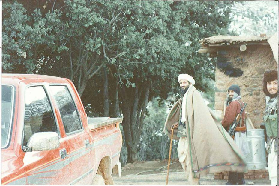 osama Rare Photos Of Osama Bin Ladens Secret Compound Revealed