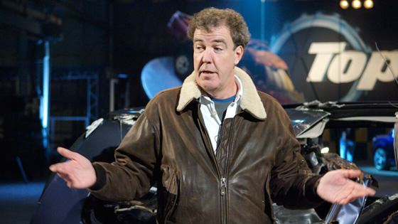 Jeremy Clarkson COULD Return To BBC If He Admits Fault, According To Insider top gear 1