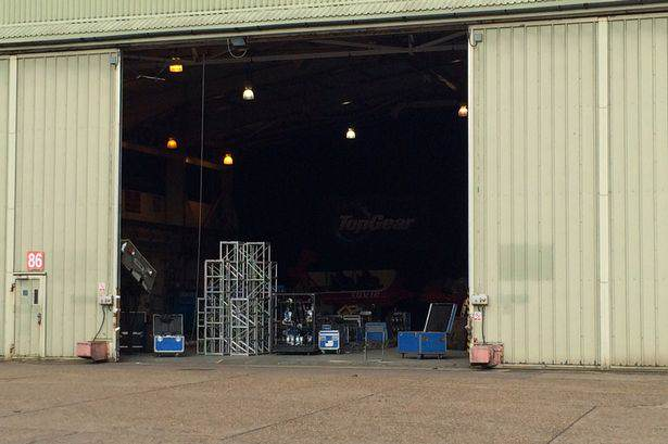 topgear5 RIP Top Gear: Set Dismantled Following Clarkson Sacking