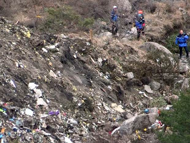 web germanwings 11 getty Germanwings Co Pilot Deliberately Crashed Airbus A320 That Killed 150 People