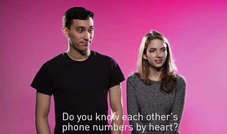 1114 Couples Reveal That They Dont Know Each Others Phone Numbers
