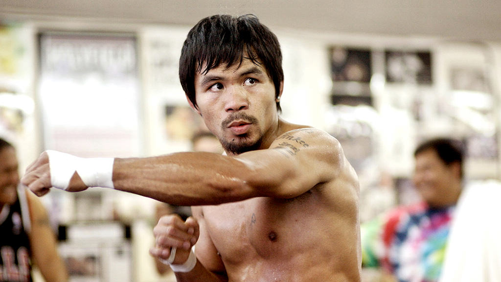 1115 Manny Pacquiao Ran Away From Home After His Dad Ate His Dog
