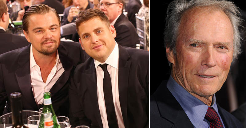 112 Clint Eastwood, Leonardo DiCaprio And Jonah Hill Teaming Up For New Film