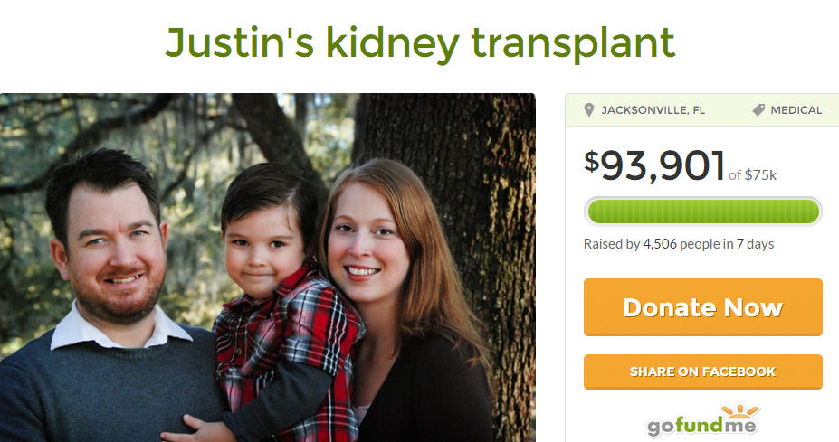 16177 ow01j1 Internet Delivers, Dad Of Success Kid Will Get A New Kidney