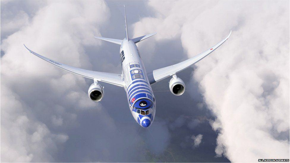 82377025 afp plane4 This Star Wars Plane Is Actually Going To Be Used By An Airline