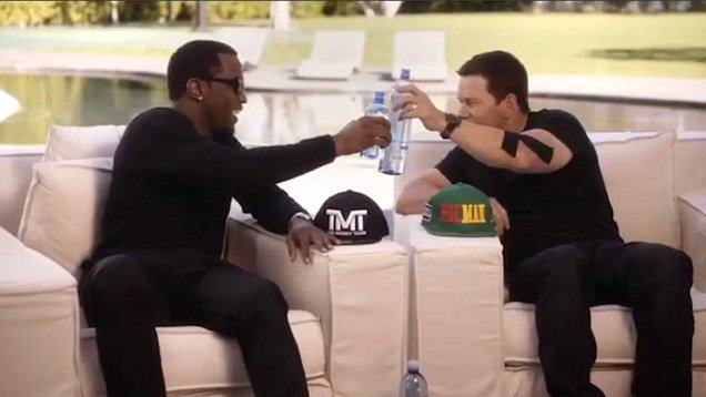 Diddy Wahlberg Diddy And Mark Wahlberg Place $250k On Mayweather Vs Pacquiao