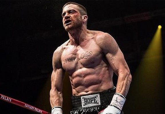 JakeGyllenhaalWEBTHUMBNEW Recovered Jake Gyllenhaal Has Gotten Seriously Hench For His Upcoming Southpaw Film