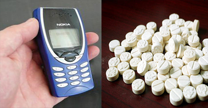 Nokia drugs FB The Nokia 8210 Is Making A Comeback With Drug Dealers