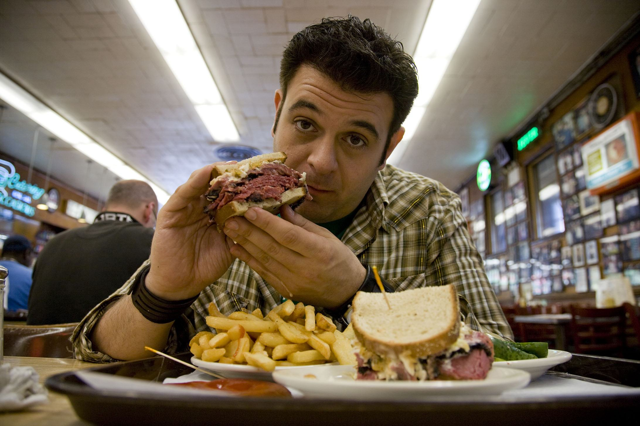 adam richman age