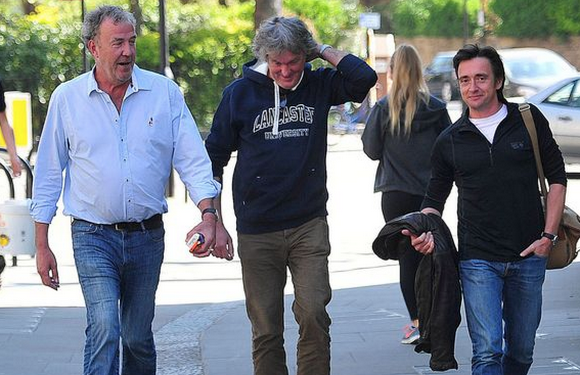 Screen Shot 2015 04 23 at 18.13.54 Jeremy Clarkson, James May And Richard Hammond Reunite For First Time Since Fracas