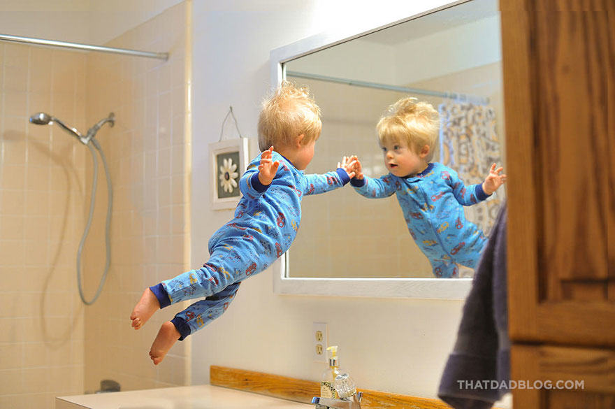 blog Photographer Dad Makes Son With Down Syndrome Fly In Awesome Photo Set
