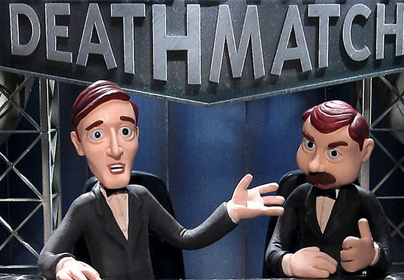 deathmatchWEBTHUMBNEW MTV Announces Plans For A Brand New Series Of Celebrity Deathmatch