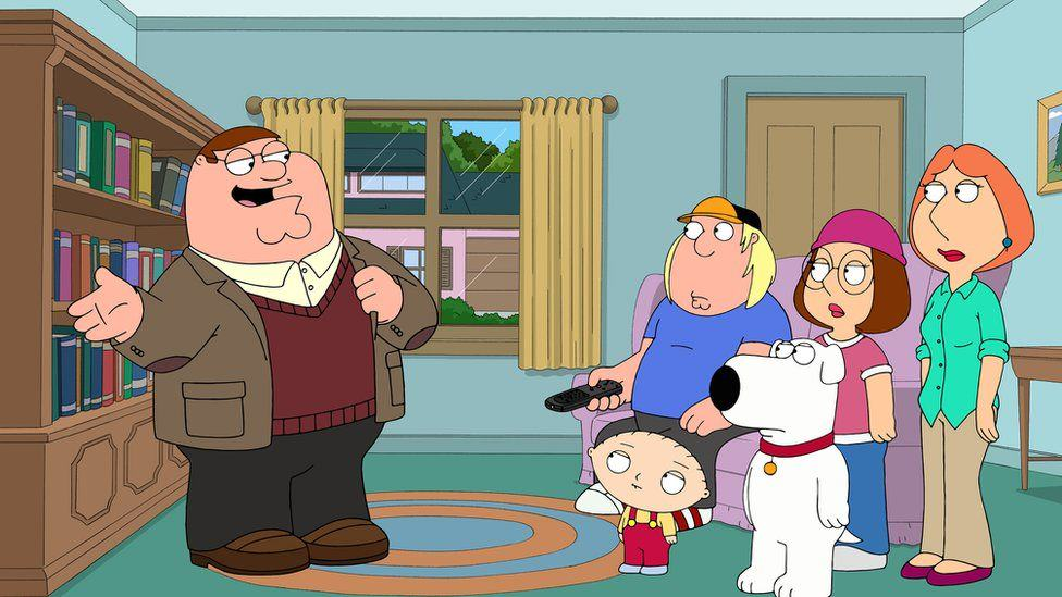 family Family Guy Returning To BBC2 For First Time In Almost A Decade