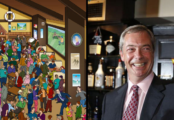 Where's Wally Makes A Comeback With 'Where's Nigel?'