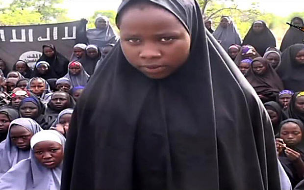 Nigerian Army Rescues 200 Girls And 93 Women From Boko Haram girls 3284368b