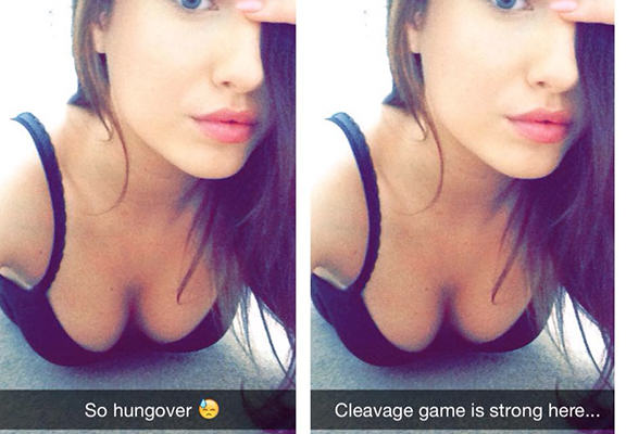 insta web1 Girl Shows Guys What Snapchats Really Mean, And Theyre Not As Innocent As You Think