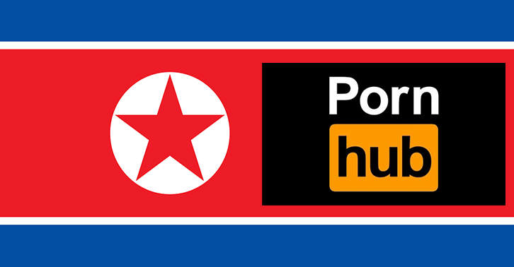 juhygfv Pornhub Stats Show That The Secretive North Korea Has A Very Kinky Side