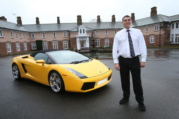 Millionaire Owner Of Poundland Lives On £20 A Day landy