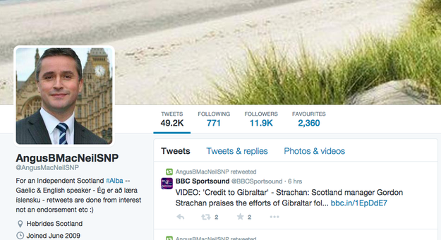 You Can Now Steal MPs Twitter Handles Because Of The Election lol