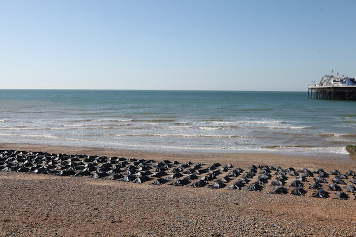 why amnesty create the best worst images youve ever seen 003 body image 1429708204 Amnesty International Lay Out Hundreds Of Bodybags In Brighton Beach