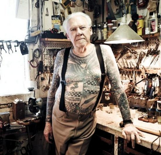 1118 You Wont Regret That Tattoo   Documentary About Tattoos Getting Old