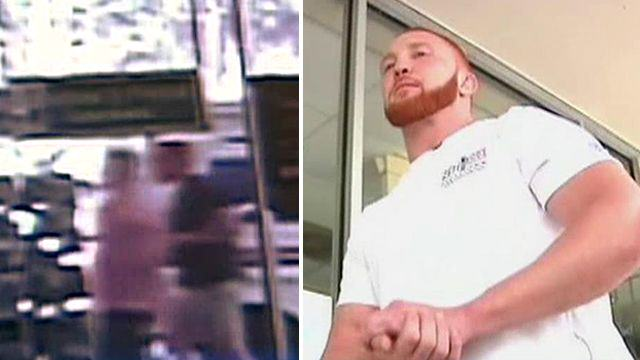 1121 MMA Fighter Chases Down Bank Robber, Hogties Him Until Police Arrive
