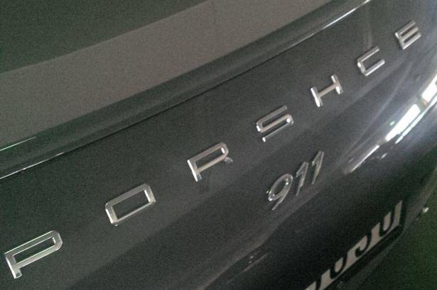 Spot The Mistake On This £100k Porsche 1129