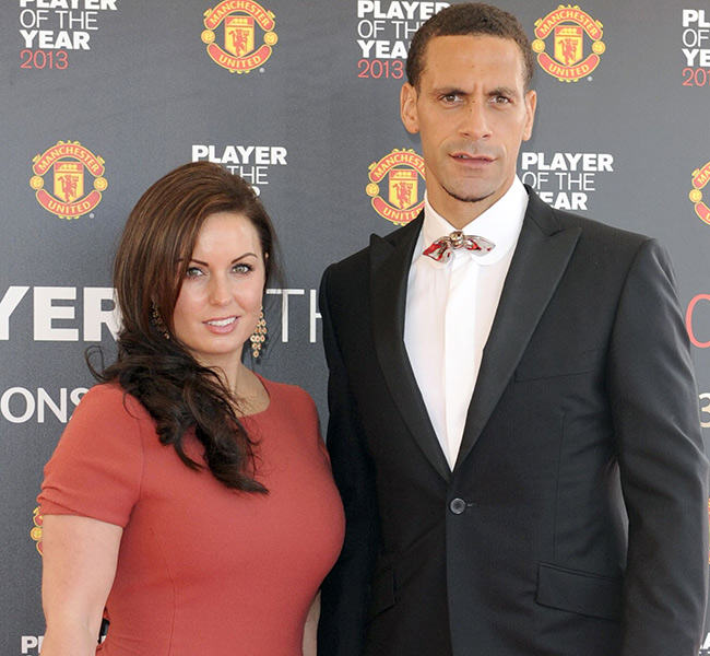 1163 Rio Ferdinand Retires From Football, Dedicates Speech To Late Wife